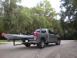 Best Way To Carry Kayaks? - Page 2 - TundraTalk.net - Toyota Tundra ... Diy Home Made Canoekayak Rack Youtube Sweet Canoe Kayak Stuff Rack For Truck Bed As Well Racks Trucks With 5th Wheel Boats Pinterest Tundratalknet Toyota Tundra Discussion Forum Retraxpro Mx Retractable Tonneau Cover Trrac Sr Ladder American Built Sold Directly To You Attractive 5 You Should Have No Problemif Getting Wood Plans Wooden Darby Extendatruck Carrier W Hitch Mounted Load Extender