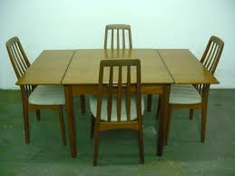 Retro Kitchen Table And Chairs Edmonton by Dining Rooms Impressive Retro Teak Dining Chairs Inspirations