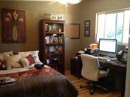 Nice Small Bedroom Office Design Ideas 60 With Additional Inspirational Home Decorating