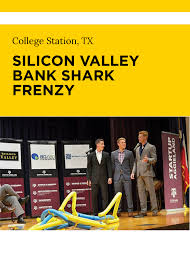 Patagonia Tin Shed Ventures by Silicon Valley Bank Shark Frenzy Splash