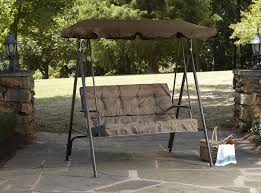 Patio Swings With Canopy by Essential Garden 2 Seat Garden Swing Limited Availability
