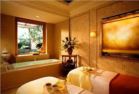BedroomSimple Minimalist Spa Treatment Room Cool Bedroom Decorating Ideas