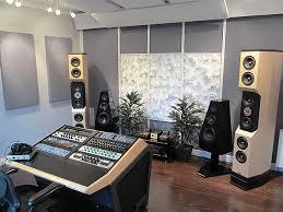 Mastering Studio Equipment Professional Music