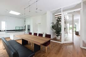 neubau einfamilienhaus modern esszimmer bremen