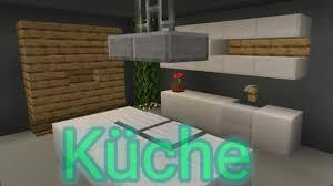 4 moderne küche in minecraft bauen