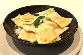Pumpkin Gnocchi Recipe With Sage Butter by Pumpkin Ravioli With Sage Butter Original Recipe Recipes From Italy