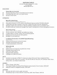 Resume For Retail Functional Sales Associate Best Of Sample