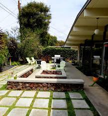 100 Eichler Landscaping Midcentury Modern Home Tour Psst Its An Eichler Midcentury