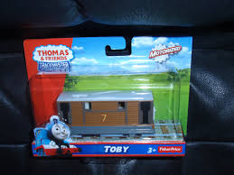 Tidmouth Sheds Trackmaster Ebay by Image Trackmaster Fisher Price Toby2013box Jpg Thomas And