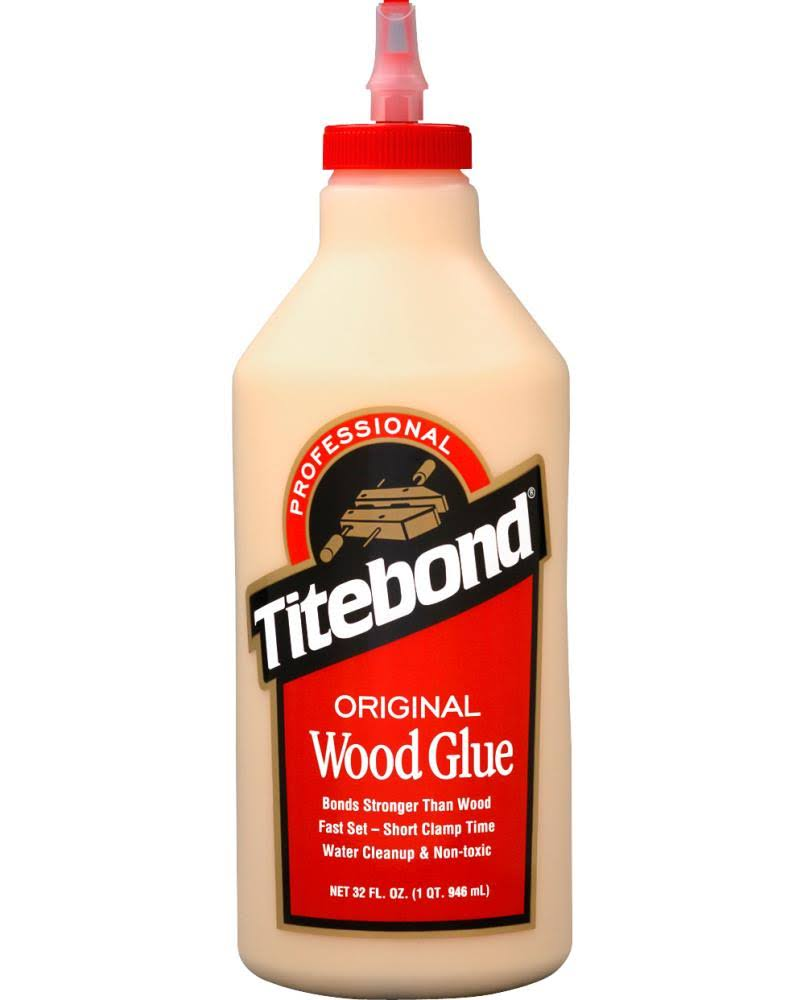 Franklin International 5065 Titebond Original Wood Glue - 1qt
