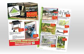 conception catalogue magasin bricolage jardin kom unik