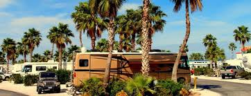 RV Luxury Living Photo Courtesy Of Larry Slate SPI KOA Guest
