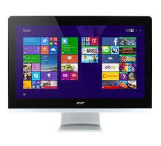 pc bureau acer i5 aspire z3 710 desktops tech specs reviews acer