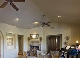 Stylish Vaulted Ceiling Recessed Lighting Modern Classic Decoration Can Lights For Ceilings Remodel Home Living Room