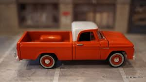 100 1962 Dodge Truck Little Warriors Greenlight D100 And Shasta Airflyte