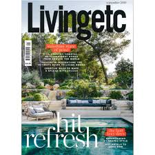 100 Modern Homes Magazine Living Etc September 2019