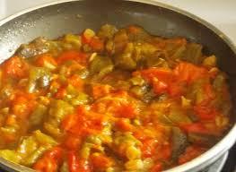 cuisine alg駻ienne recette de cuisine alg駻ienne chakchouka 100 images