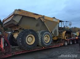 Bell 50D FOR PARTS - Articulated Dump Truck (ADT), Year Of ...