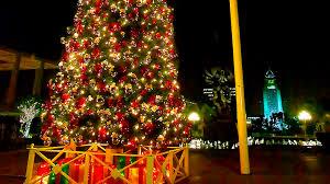 Christmas Tree Decorations Los Angeles