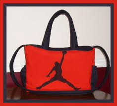 michael jordan jumpman new diaper bag custom made to order