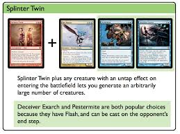 Mtg Enchantment Creature Deck by In Development U2013 Every Combo In Modern