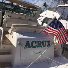 Bayliner 190 Deck Boat by 35 Tiara 1997 Acrux Jupiter Florida