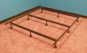 Metal king bed frame you can look cheap bed rails for queen bed