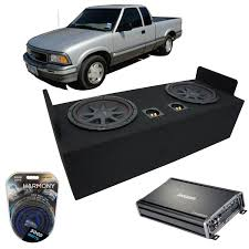 82-04 GMC Sonoma EXT Cab Truck Kicker CompVR CVR12 Dual 12 Sub Box ... Bak Industries Bakflip Fibermax Hard Folding Truck Bed Cover Gmc Sonoma Lodi Driving School Passion In Art And Education Passionate 28 V6 Pick Up Truck 5 Speed Factory Manual In 8204 Ext Cab Kicker Compvr Cvr12 Dual 12 Sub Box Chevrolet S10 Wikipedia Gmc Sonoma Stepside For Sale Inspirational 1999 Sport Front Door Weatherstrip Seal 9404 Pickup S15 490c2002gmcsomasilvertrkgaryhannaauctisedmton Benefits Of Car Maintenance Heres An 02 With 340k Miles 1996 Pickup Item 3515 Sold June 1 Midw Busted Knuckles 1993 Gifted California For Used Cars On Buyllsearch