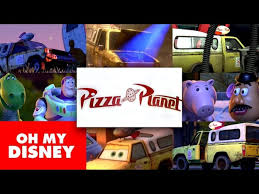 100 Pizza Planet Truck Pixar Hidden Secrets Disney 13052015