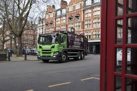 Keeping London Clean And Safe With Scania Dustbins | Scania Global
