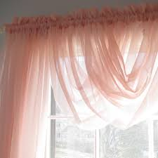 Jcpenney Brown Sheer Curtains by Beautiful Tea Rose Vintage Shabby Chic Jcpenney Sheer Curtains