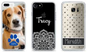 Custom Phone Cases Clearly Cased