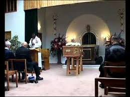 Ambrose Campbell Funeral