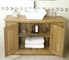 Ebay Bathroom Vanity Units by Bathroom Sink Vanity Unit Ebay Wall Hung Wood Basin Cabinet 2