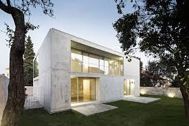 100 Minimal House Design Joo Vieira De Campos Completes Minimal Concrete House In