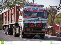 100 Dump Trucks Videos Decorated And Painted Heavy Truck On The Road In India