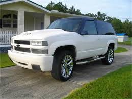100 Tahoe Trucks For Sale 1997 Chevrolet For ClassicCarscom CC1132820