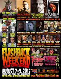 Halloween 5 Cast Michael Myers by Halloween U0027 Screening With Cast Highlights Flashback Weekend 2015