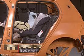 siege auto 1 2 3 crash test parents urged to replace dangerous babystart child car seat that
