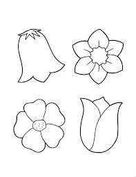 HOW TO DRAW FLOWERS EASY PICTURES