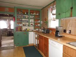 What Is A Hoosier Cabinet Insert by Sprucerock Cottage Southport Island Maine Vrbo