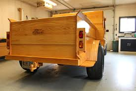 100 Ford Truck Beds Custom Built AllWood Pickup