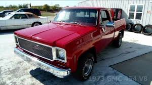 1973 GMC C10 454 Big-Block Pickup Truck - YouTube Car Brochures 1973 Chevrolet And Gmc Truck Chevy Ck 3500 For Sale Near Cadillac Michigan 49601 Classics Classic Instruments Store Gstock 197387 Chevygmc Package Gmc Pickups Brochures1973 Ralphie98 Sierra 1500 Regular Cab Specs Photos Pickup Information Photos Momentcar The Jimmy Pinterest Rigs Trucks 6500 Grain Truck Item Al9180 Sold June 29 Ag E Bushwacker Cut Out Style Fender Flares 731987 Rear 1987 K5 Suburban Dash Cluster Bezel Parts Interchange Manual Cars Bikes Others American Stock