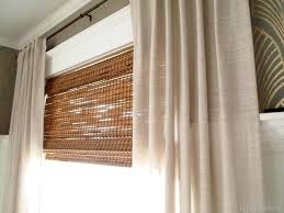 Bamboo Patio Curtains Outdoor by Bamboo Curtains For Windows U2013 Teawing Co