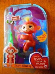 Image Is Loading Authentic Fingerlings Monkey By WowWee BELLA From Walmart