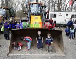 100 Fire Trucks Kids Bring The This Sunday Climb Dump Bull Dozers SWAT