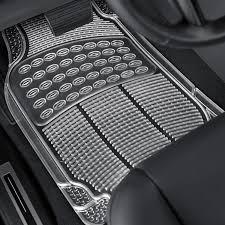 100 Heavy Duty Truck Floor Mats Buy OxGord FMPV01BCL Ridged Style 1st 2nd Row Clear