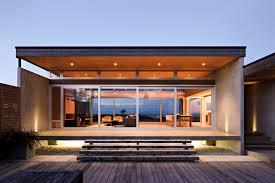 100 Crosson Clarke Carnachan Architects Rkitekcher Omaha Beach House CCCA