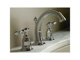 Kohler Elliston Faucet Chrome by Faucet Com K 13491 4 Cp In Polished Chrome By Kohler
