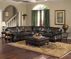 Bradington Young Leather Sectional Sofa by Leather Sectionals Nashville Franklin And Greater Tennessee